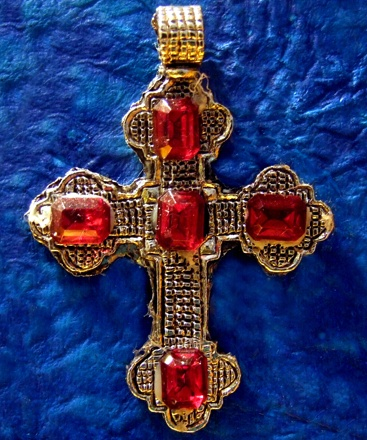 Five Jewelled Cross - Bigfoot Cross Museum